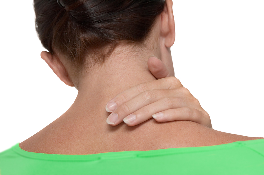 Neck pain treated by chiropractor in Madison AL and Huntsville AL