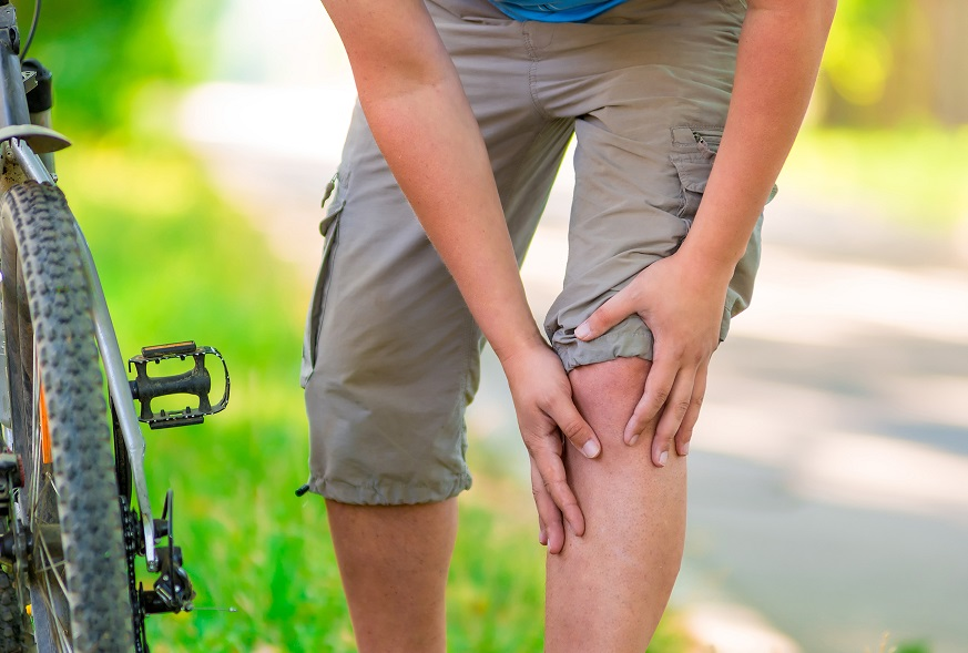 Knee pain treated by chiropractor in Madison AL and Huntsville AL