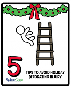 5 Tips to Avoid Holiday Injuries
