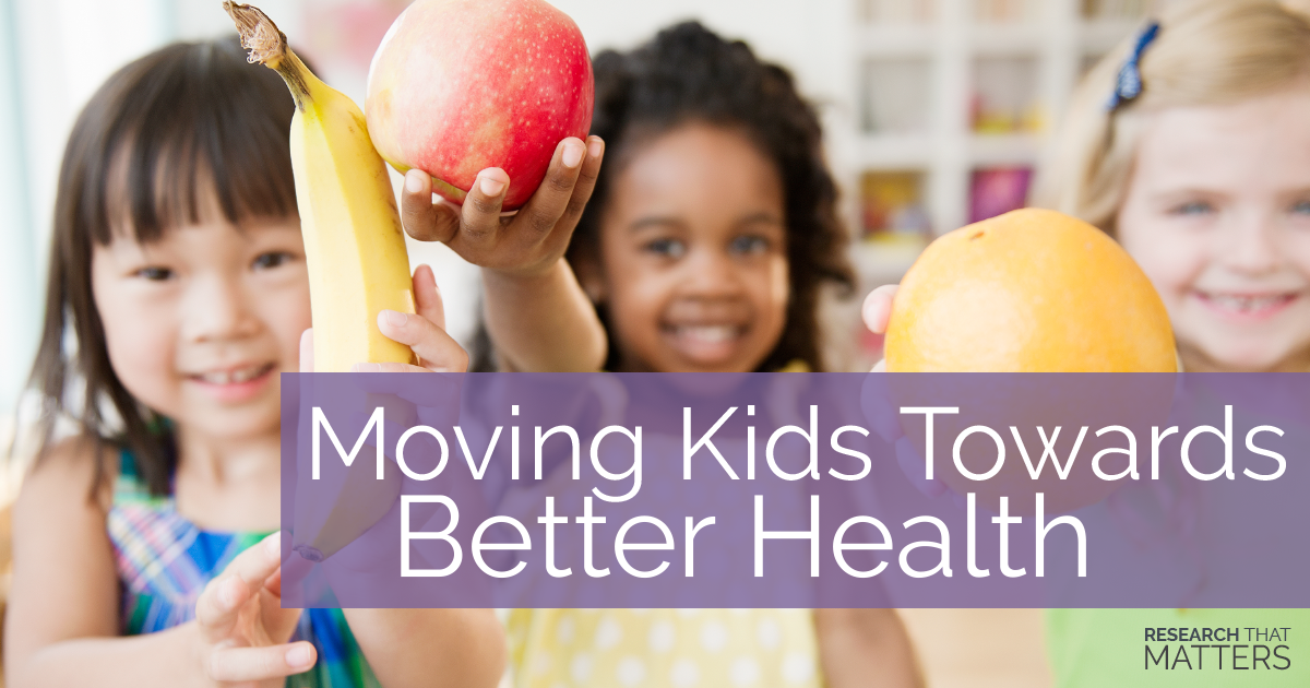Select Spine Chiropractor Moving Kids Towards Better Health