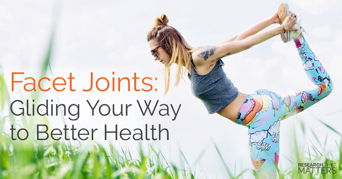 Facet Joints Gliding Your Way to Better Health