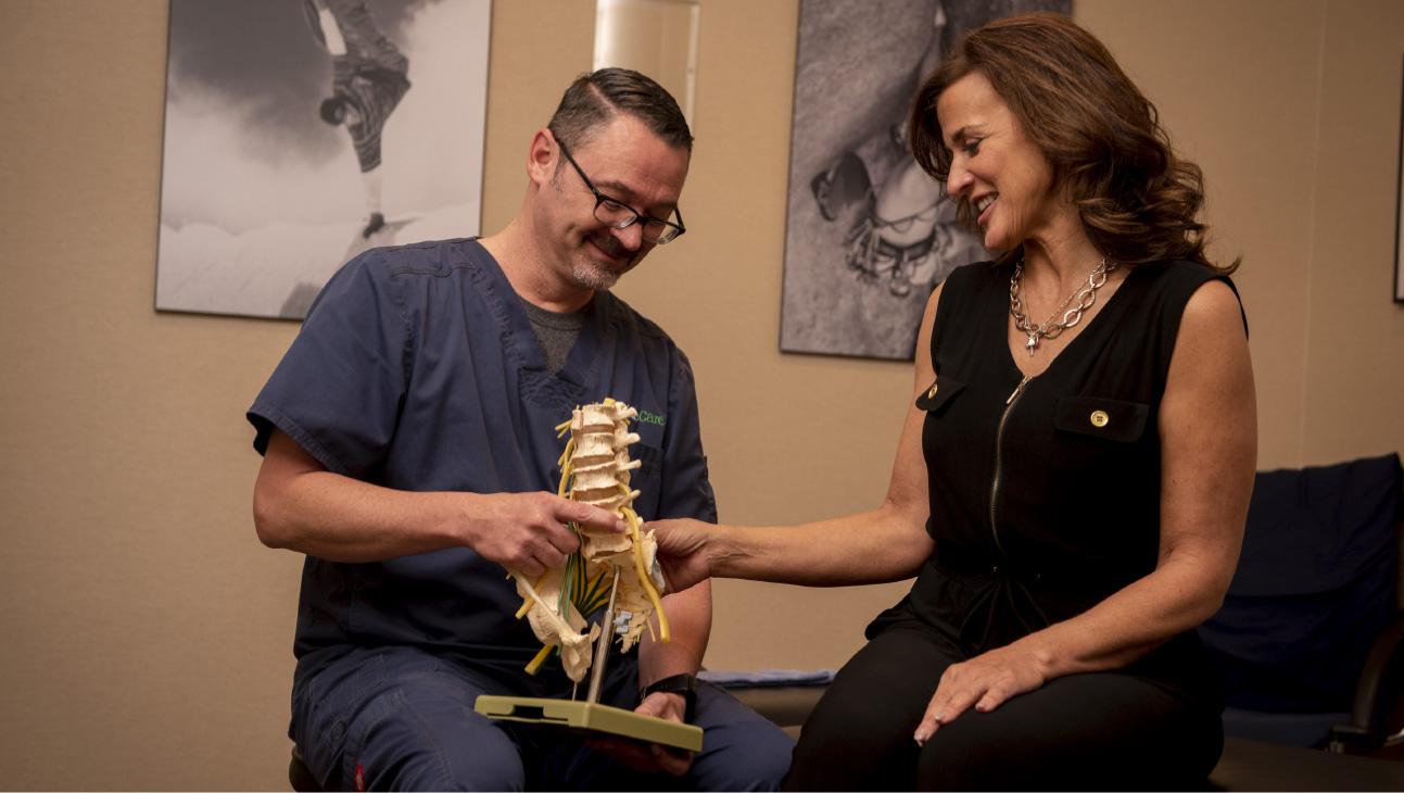 Spine Care Chiropractor Huntsville 1