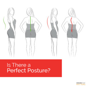 Is There a Perfect Posture?