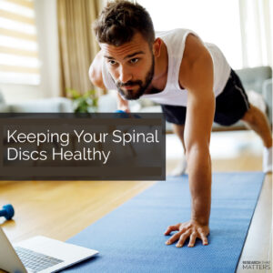 spinal disc health