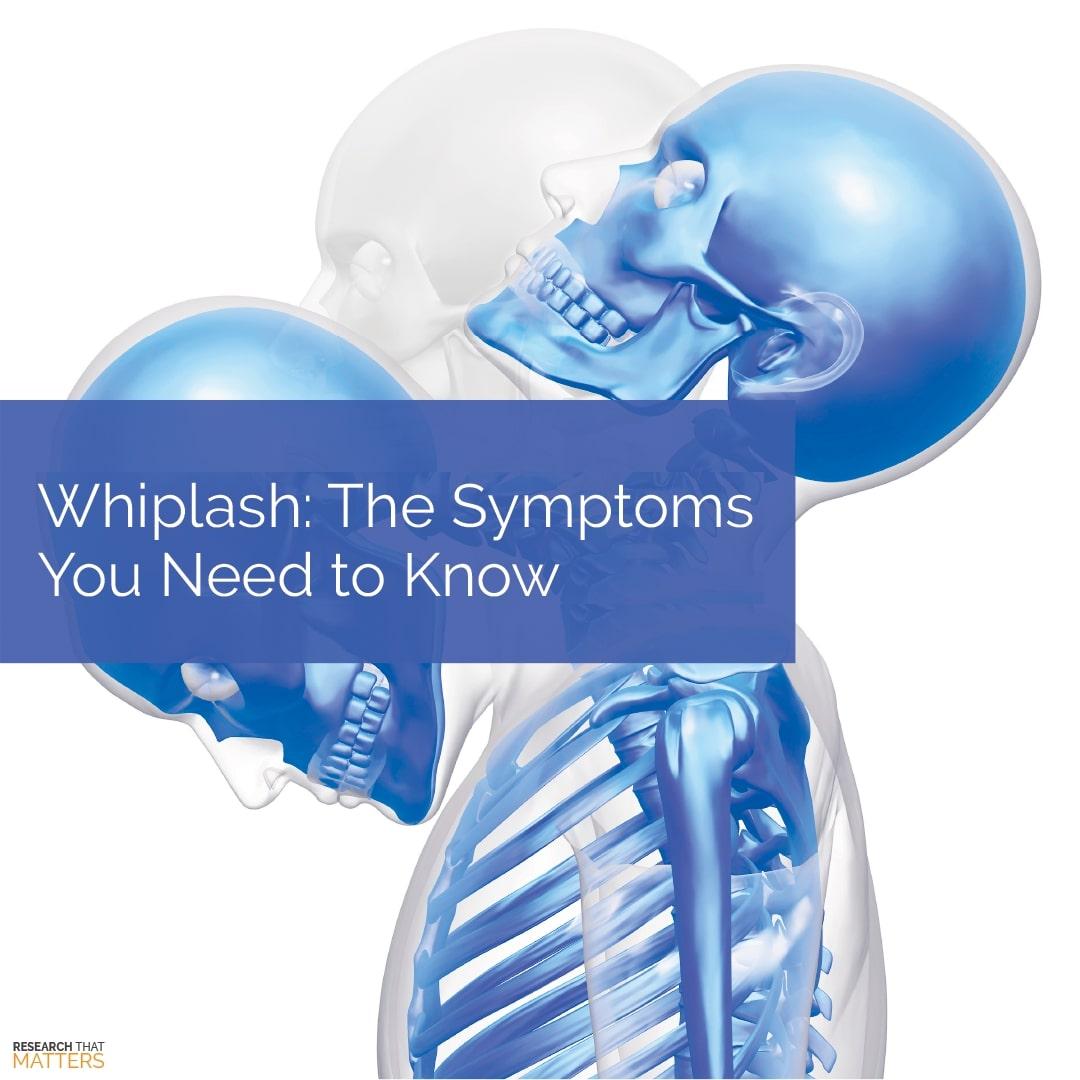 Whiplash Huntsville AL Doctor