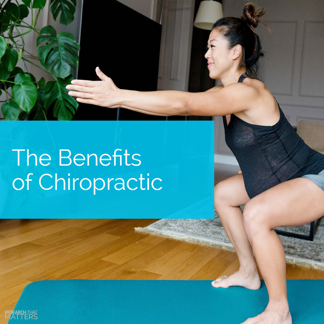 The Benefits of Chiropractic Care